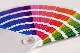 Magneetverf kleuren