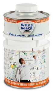 Whiteboardverf Active Wall wit glans inhoud 0,5 ltr