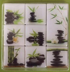 Sensual relaxation magneten - set van 8 stuks