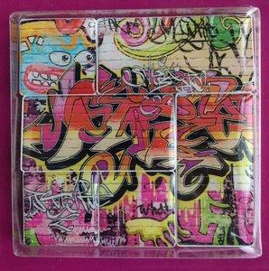 Gave Funky magneten - per 6 stuks in een verpakking