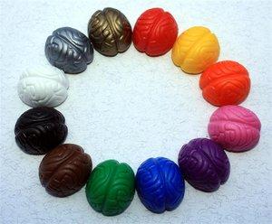 Supersterke neodymium Hersenen magneten - set van 12 stuks