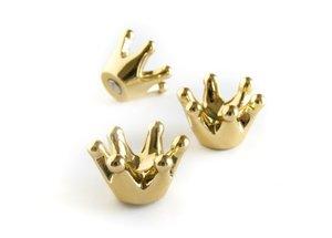Magneet 3 Kings - set van 3 mooie magnetische kroontjes