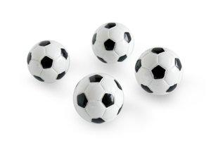 Voetbal magneten - set van 4 Trendform magnetische voetballetjes