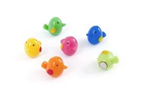 Magneet Bird - set van 6 vogeltjes magneten