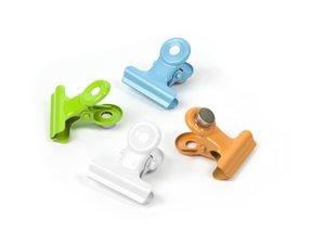 Magneet Clip Graffa MINI Colour - set van 4 stuks