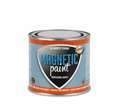 Professionele magneetverf Magnetic Paint 0,5 ltr