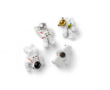 astronauten magneten trendform neodymium