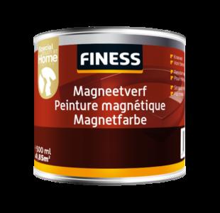 magneetverf 0,5 liter Finess