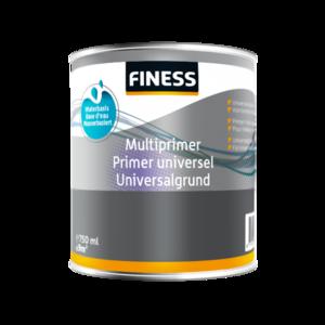 Finess grondverf multiprimer 0,25 ltr