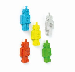 robot magneetjes